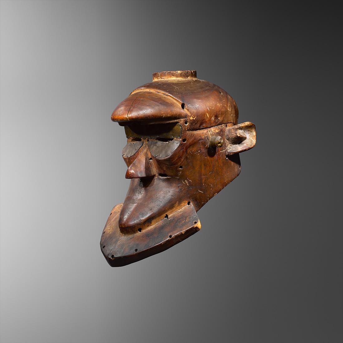 9 masque kuba