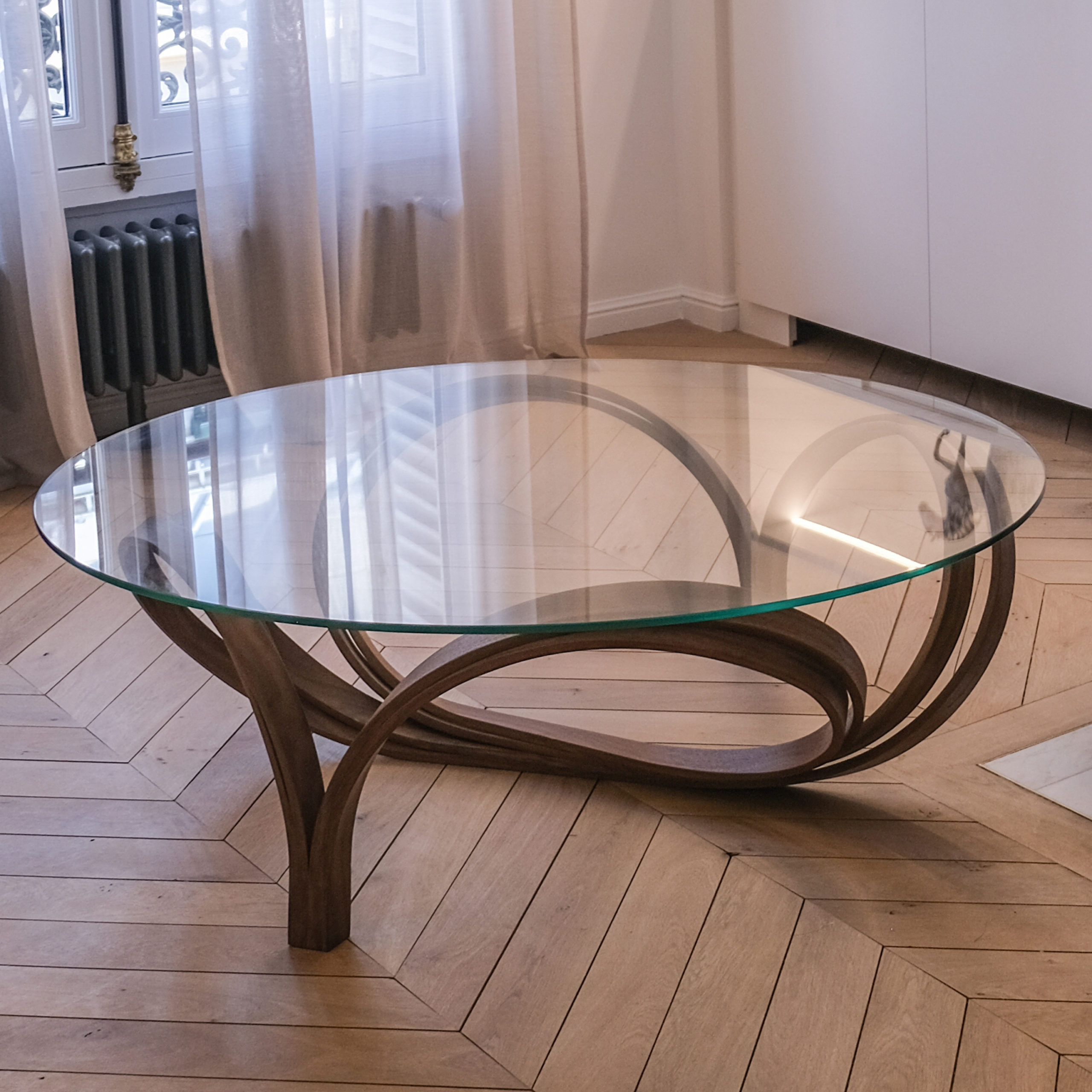 Table Basse Eclosion - Photo 1
